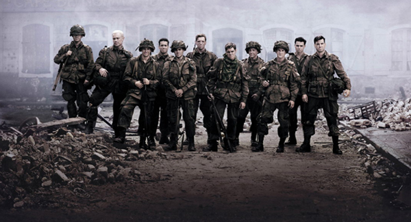 copertina band of brothers