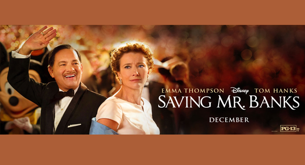 Saving Mr Banks - Una poltrona per tre