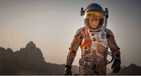 The Martian - Una poltrona per tre